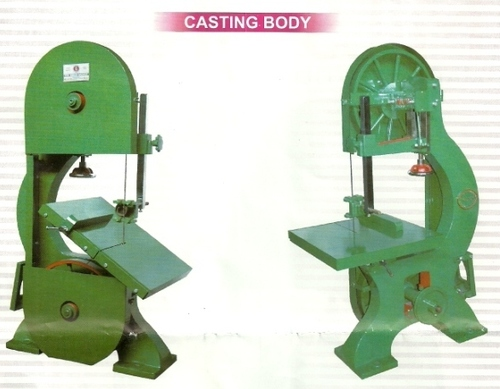 Bandsaw Wood Cutting Machine