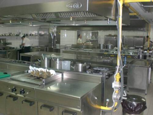 Fire Separation System In Kitchens in  10-Sector