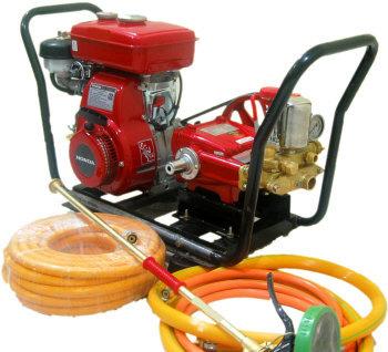 HTP Agri Power Sprayer