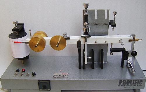 Yerzley Oscillograph in  2-Sector
