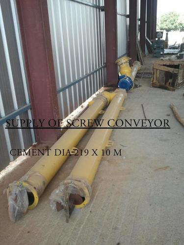 Screw Conveyors in   RAMACHANDRAPURAM (MANDAL)