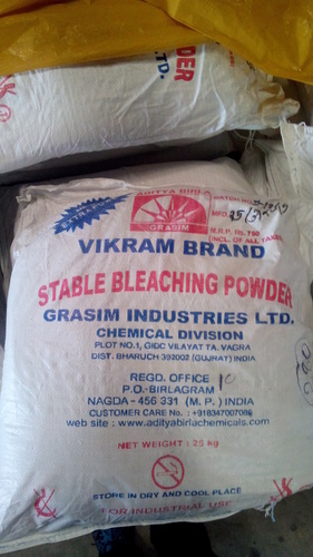 Bleaching Powder Soda Ash And Caustic Soda