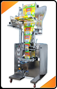 Penumetic Pouch Packing Machine