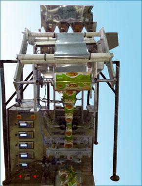 Way Filler Pouch Packing Machine in  Vatva