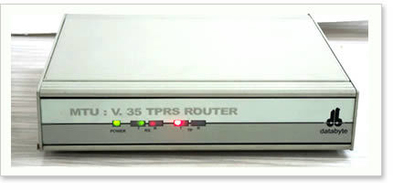 MTU V.35 TPRS Router in  Laxmi Road