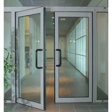 Aluminium Doors in  Khajrana