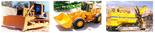 Earthmoving Machinery in  Kondapur