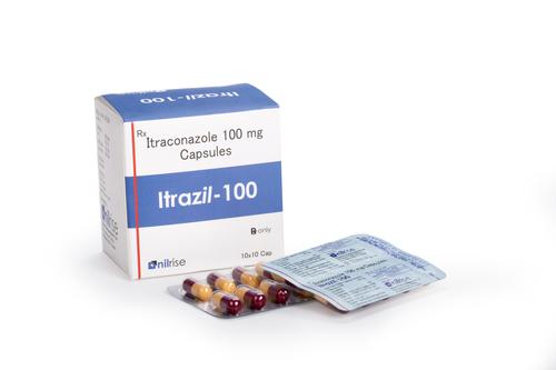 Itraconazole 100mg Tablets