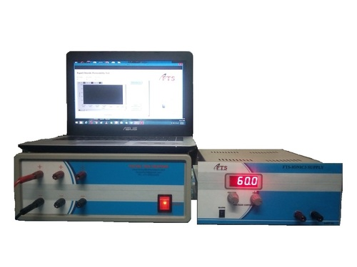 Rapid Chloride Ion Permeability Tester
