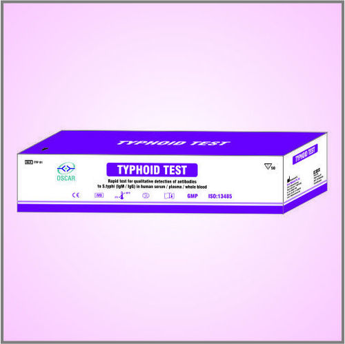 Typhoid Test Kit in  Okhla - Ii