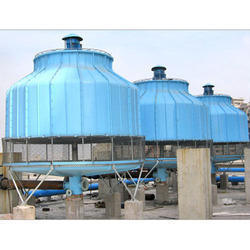 Cooling Tower Construction Service