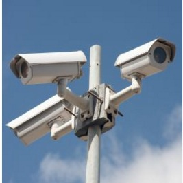 Closed Circuit Security Camera'S