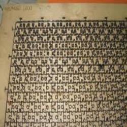 Alphabet Cutting Dies in  Pratap Nagar