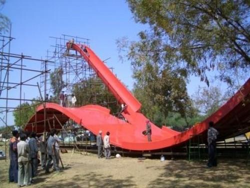 Boomerang Water Slide in  8-Sector - Rohini