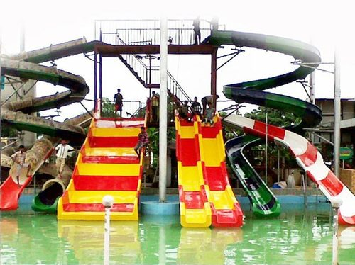 Water Park Slides in  8-Sector - Rohini