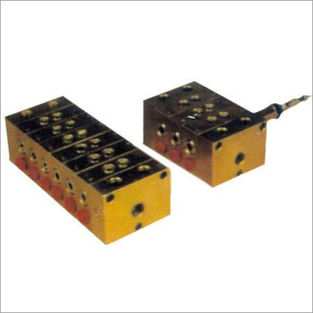 Progressive Blocks for Oil/Grease Lubrication in  Saroorpur Industrial Area