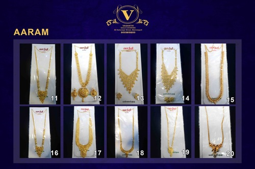 Arram Designer Necklaces