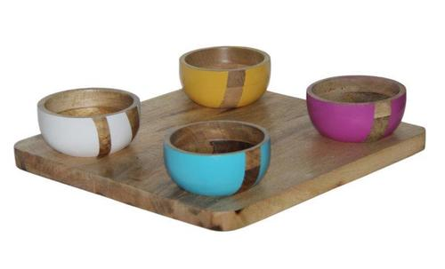 Bowls And Platter