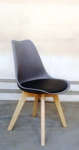 Classic Wooden Office Chair