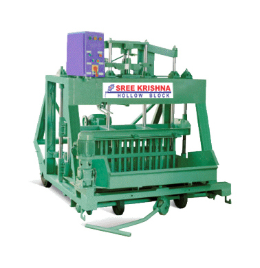 Block Making Machine in  Nallampalayam