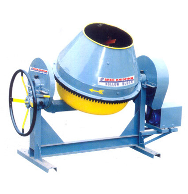 Concrete Mixer Machinery in  Nallampalayam
