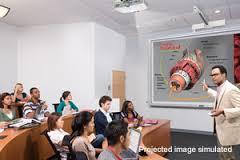 Large Room Projectors