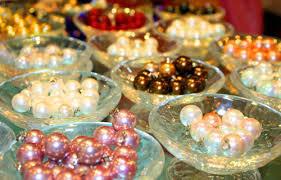 Seawater Pearls