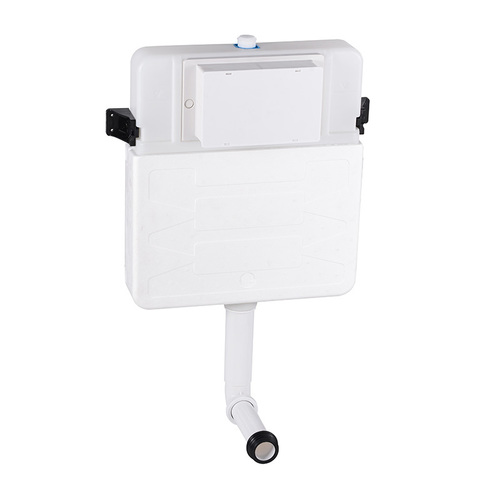 Slim Concealed Cistern For Sitting Toilet 95mm Thickness Tank