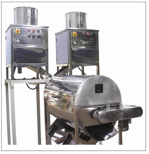 Cashew Peeling Machine in   Near Mutha Foundry