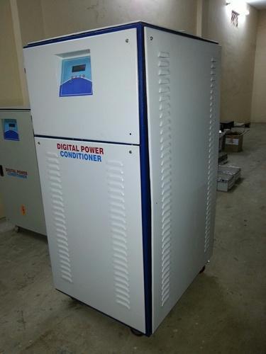 Servo Controlled Voltage Stabilizer For Cnc