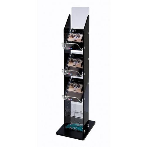 Acrylic Magzine Display Stand