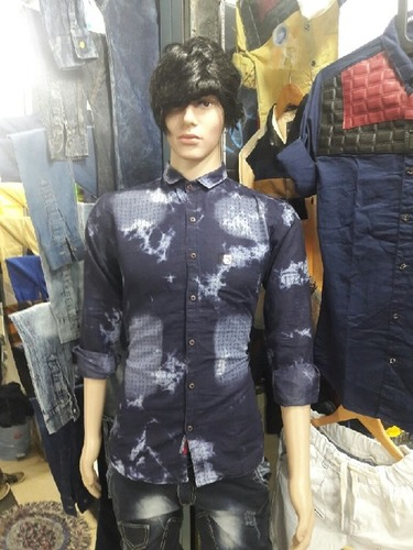 Indigo Denim Shirts in  Wadala