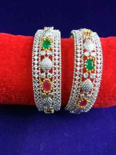 AD and Moti Bracelet in  Dhulagarh