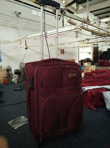 4 Wheel Trolley Suitcase
