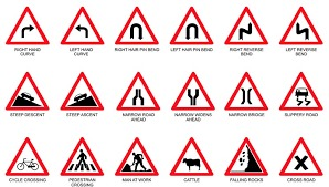 Railway Safety Sign Boards