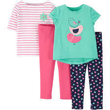 Baby Girl T-Shirts And Leggings in  Rahon Road