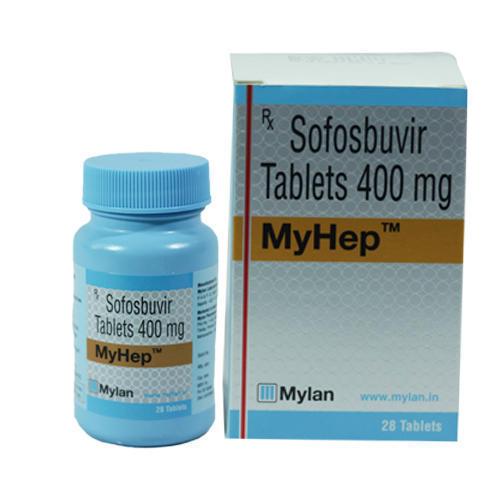 Myhep And Mydacla Tablets in  Darya Ganj