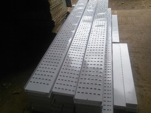 Powder Coated Perforated Cable Tray