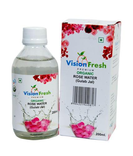 Vision Fresh Rose Water