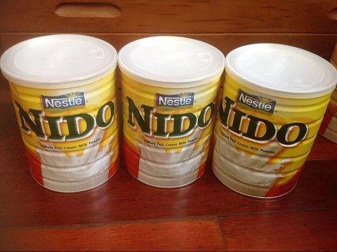 Quality Red Cap Nido Milk Powder