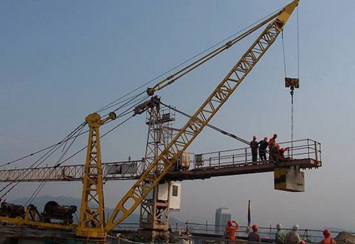 Tower Crane Erection Services in  Indirapuram