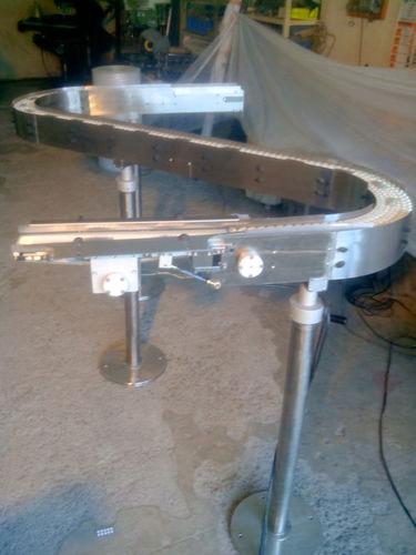 'S' Shape Conveyor