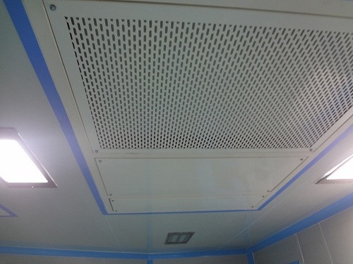 Modular Lab With Roof Laminar With AC in   Garkheda