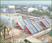 Solar Water Heater in  Darya Ganj