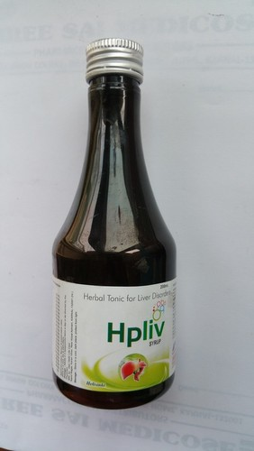 Herbal Hpliv Syrup For Liver Disorder in   Gali No- 4