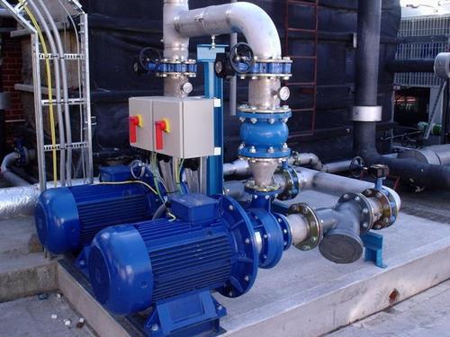 Typical Pump Set Construction Services