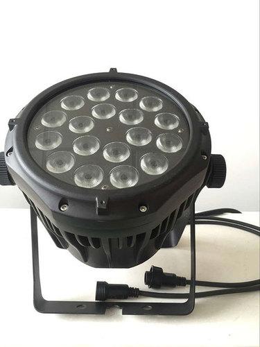 Night Club Decor Waterproof 18Pcs 4In1 LED Par Light
