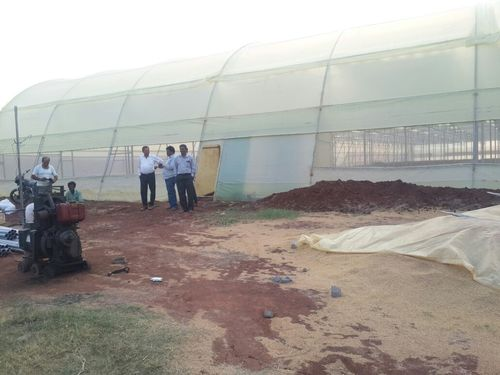 Green House Shade Net in  M.P. Nagar