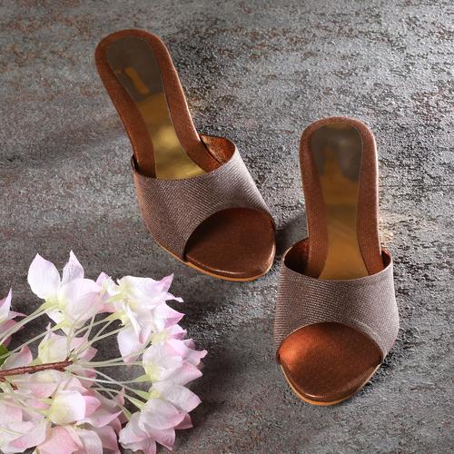 Ladies Sligback Flat Sandals