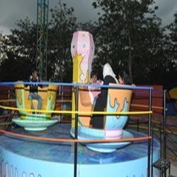 Cup Saucer Ride in  Pattabiram